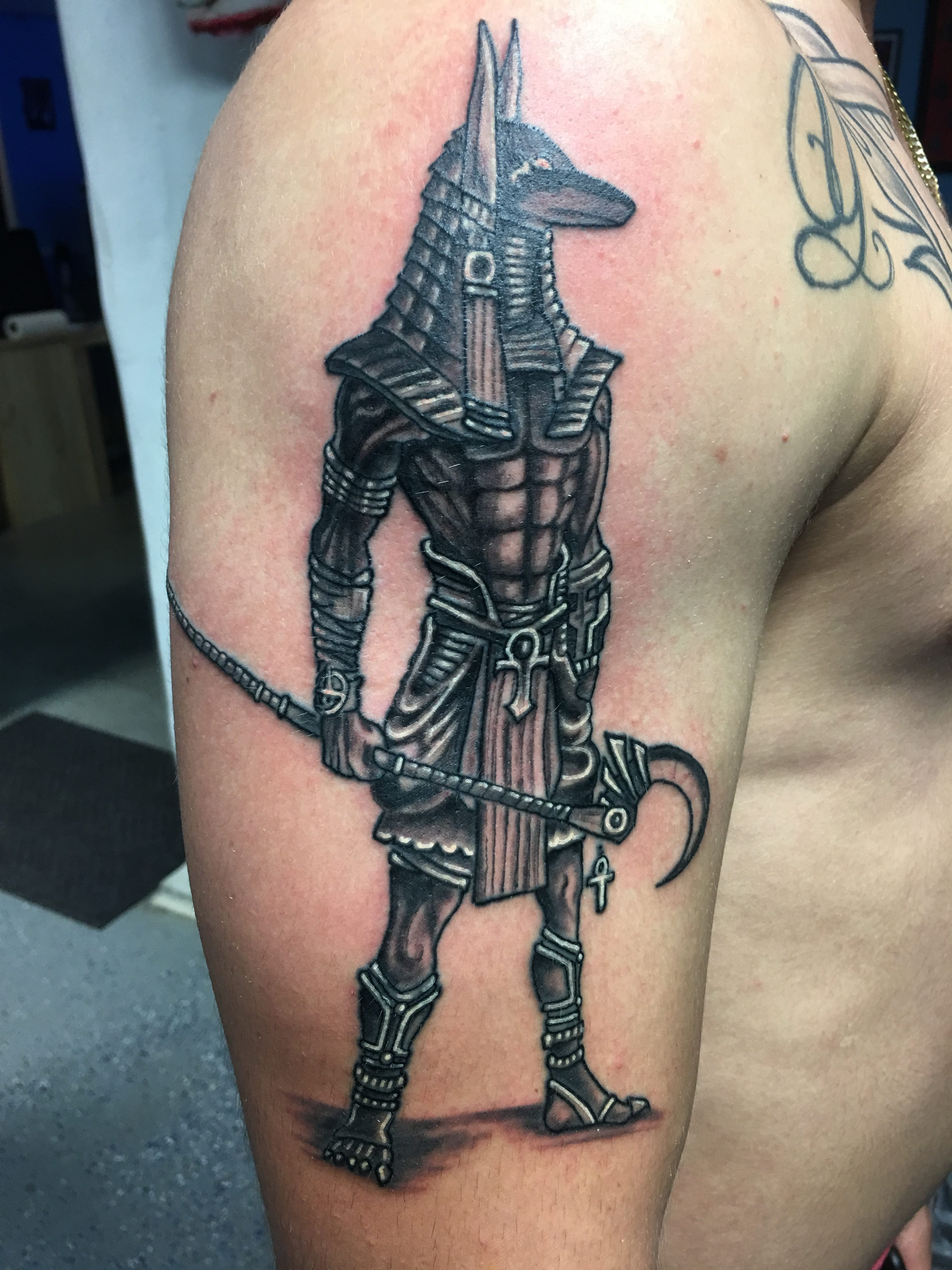 Fallen Saints Tattoo Studio – \